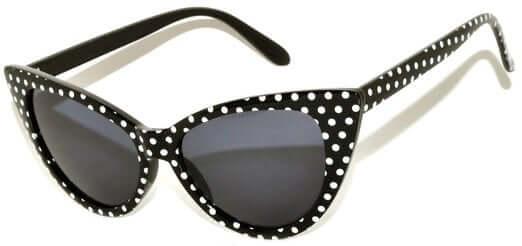 cats eye glasses via amazon.com