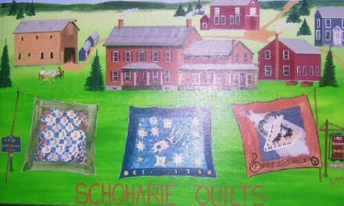 Vroomans Quilts